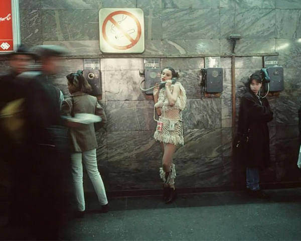 โลกต่างขั้ว! ภาพถ่ายจากยุค 90 ของประเทศรัสเซีย