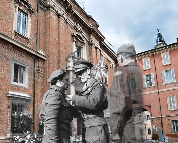 ย้อนอดีตสงครามโลกการปลดแอกอิตาลีเมื่อ 70 ปีที่แล้ว