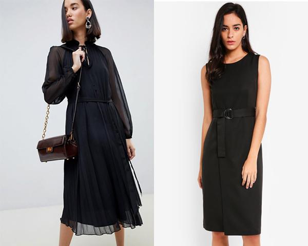 สวยแพงไปทำงาน กับชุดเดรสสีดำ มีความแพง ไม่ตกยุค