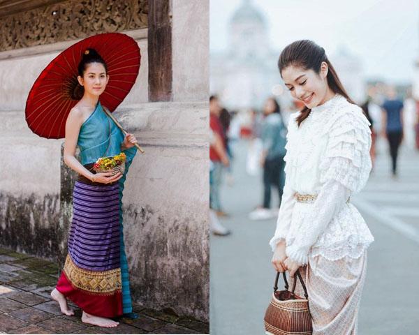 งามสุดในสยามประเทศ กับไอเดียแต่งชุดไทย ต้อนรับวันลอยกระทง