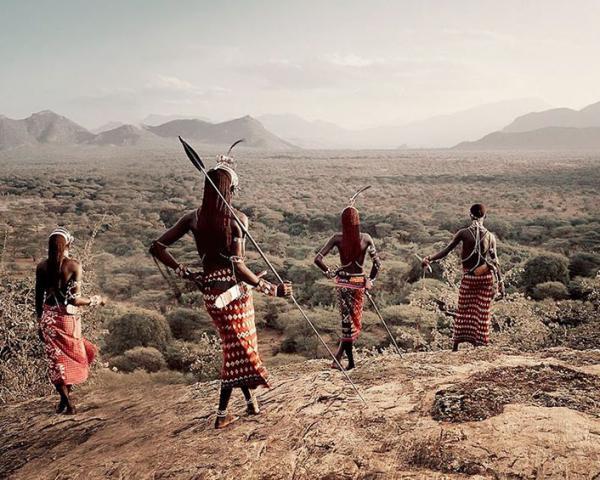 7 ภาพชนเผ่าจากทั่วโลกที่น้อยคนจะมีโอกาสได้เห็น