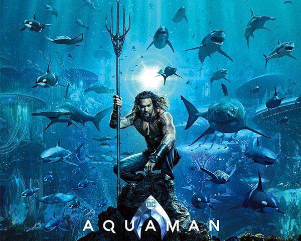 รีวิวหนัง Aquaman สนุกเต็มอิ่ม ภาพสวยตระการตา เต็ม 10