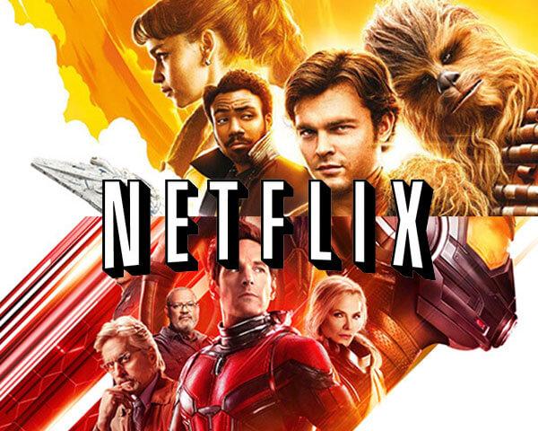 อัพเดทหนังเข้าใหม่ใน Netflix  มกราคม 2019