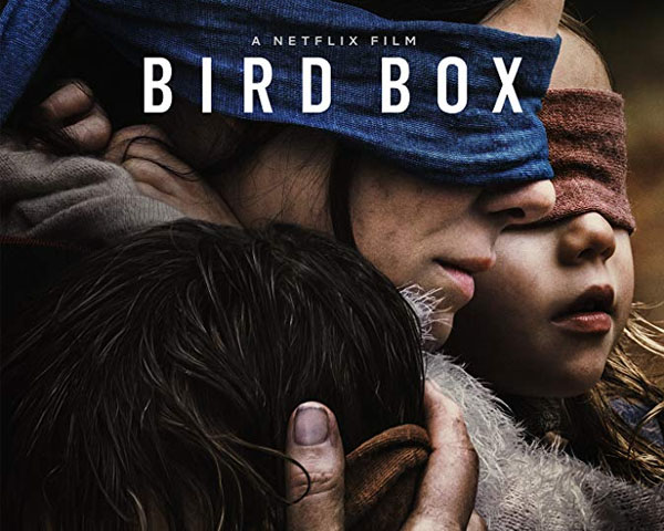 pic รีวิว Bird Box (Netflix) มอง อย่าให้เห็น