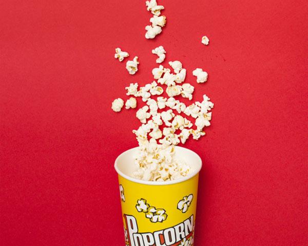 """PopCorn"" ทานดีๆ ก็มีประโยชน์"