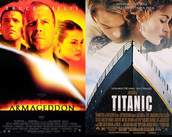เพลงประกอบภาพยนตร์ที่คุ้นหู จากยุค 90 ถึงปัจจุบัน ที่ดังทั้งหนังทั้งเพลง