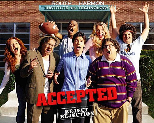 แนะนำหนัง Accepted จิ๊จ๊ะ มหาลัยคนรักแห้ว (2006)