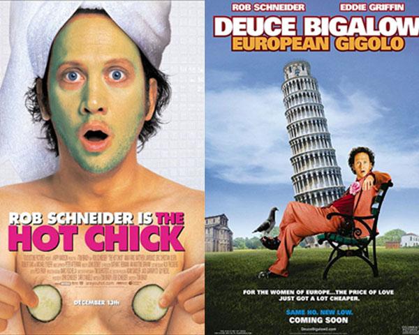 pic รวมหนังสุดฮาของ Rob Schneider