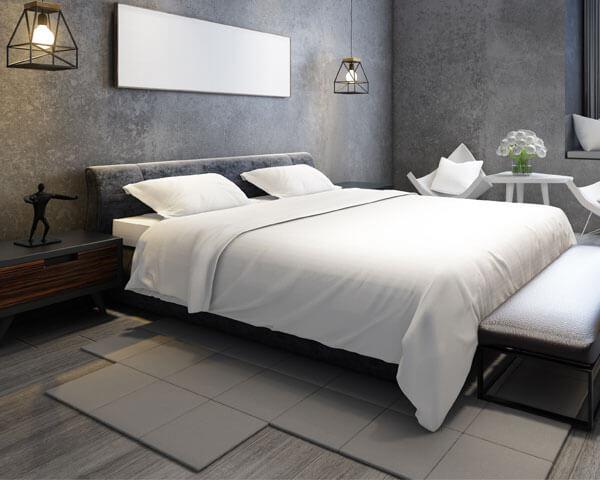 การจัดวางโคมไฟในห้องนอนตามหลักฮวงจุ้ย