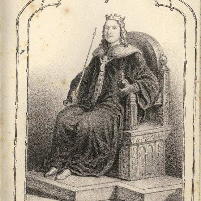 การตายสุดเพี้ยนของเหล่ากษัตริย์ พระเจ้าเบลาที่ 1 แห่งฮังการี