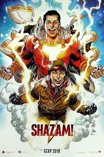 CCXP Shazam